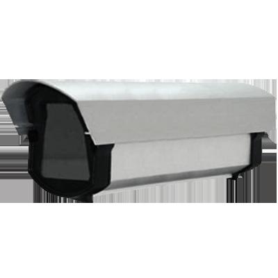 Caixa de Proteção Grande em Alumínio para Câmeras Profissionais  - Tudoseg Cftv - Sistemas de Segurança Eletrônica