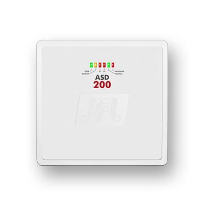 Central de Alarme JFL ASD 200 - 2 Setores com ou sem fio  - Tudoseg Cftv - Sistemas de Segurança Eletrônica
