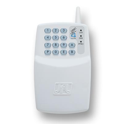 Discadora Celular GSM JFL para alarmes - Disc Cell 4 Ultra  - Tudoseg Cftv - Sistemas de Segurança Eletrônica
