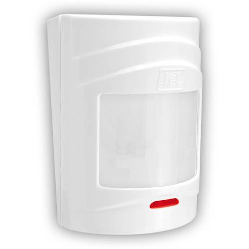 Sensor de Presença Infravermelho JFL Passivo IR 500 Pet 20Kg Interno Com Fio  - Tudoseg Cftv - Sistemas de Segurança Eletrônica