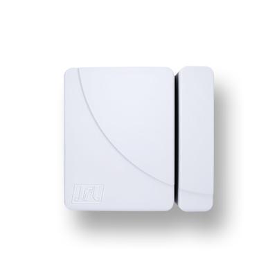 Sensor Magnético JFL Para Abertura de Portas e Janelas - Ligação Sem Fio  - Tudoseg Cftv - Sistemas de Segurança Eletrônica