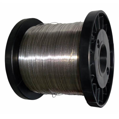 Fio de aço para cerca elétrica 0,45mm bobina com 350 á 400 metros  - Tudoseg Cftv - Sistemas de Segurança Eletrônica