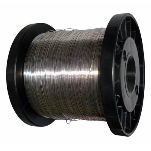 Fio de aço para cerca elétrica 0,60mm bobina com 300 á 350 metros  - Tudoseg Cftv - Sistemas de Segurança Eletrônica
