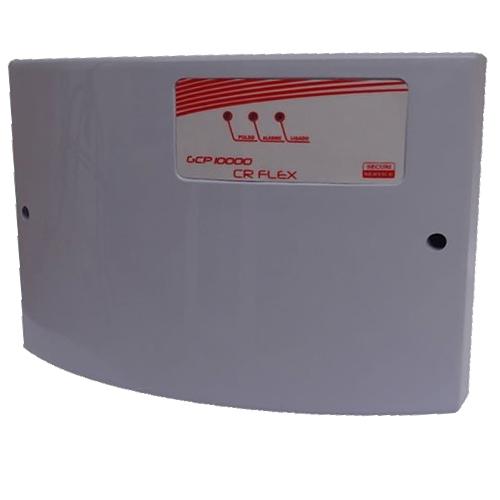 Central de Choque para cerca elétrica e alarme 10.000V Gcp CR Flex  - Tudoseg Cftv - Sistemas de Segurança Eletrônica