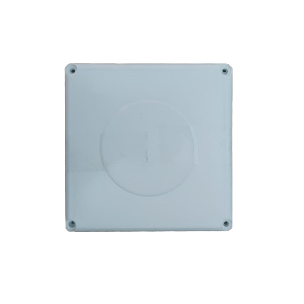 Caixa de Sobrepor para Proteção das Fiações e Conectores de Câmeras de Segurança  - Tudoseg Cftv - Sistemas de Segurança Eletrônica