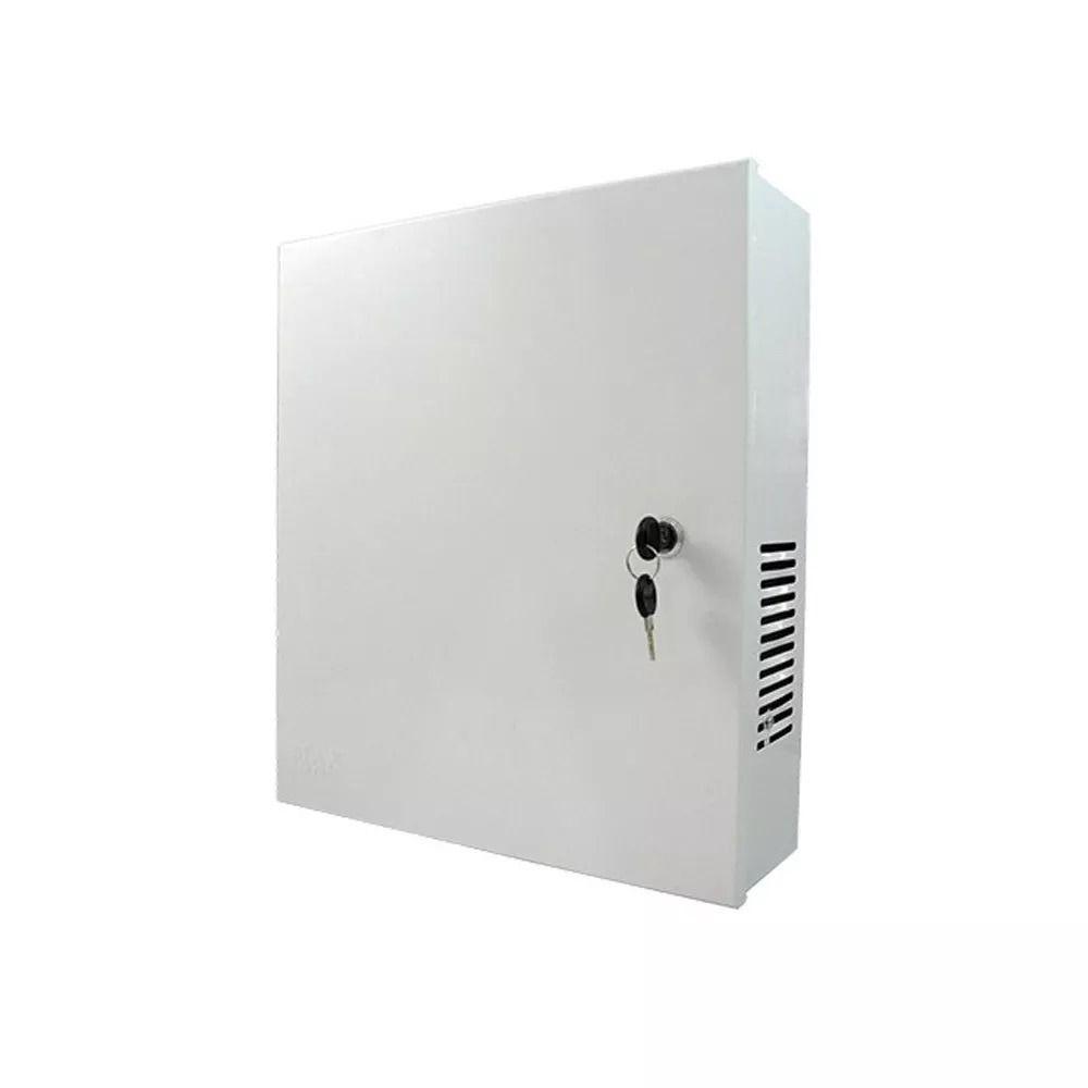 RACK ORGANIZADOR MAX ELETRON MINI FINE VERTICAL PARA DVR STAND ALONE  - Tudoseg Cftv - Sistemas de Segurança Eletrônica