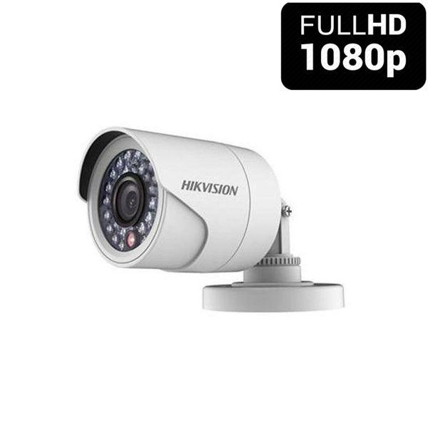 Câmera de Monitoramento Full HD 2.0 Megapixels 1080p Hikvision - Alta Resolução  - Tudoseg Cftv - Sistemas de Segurança Eletrônica