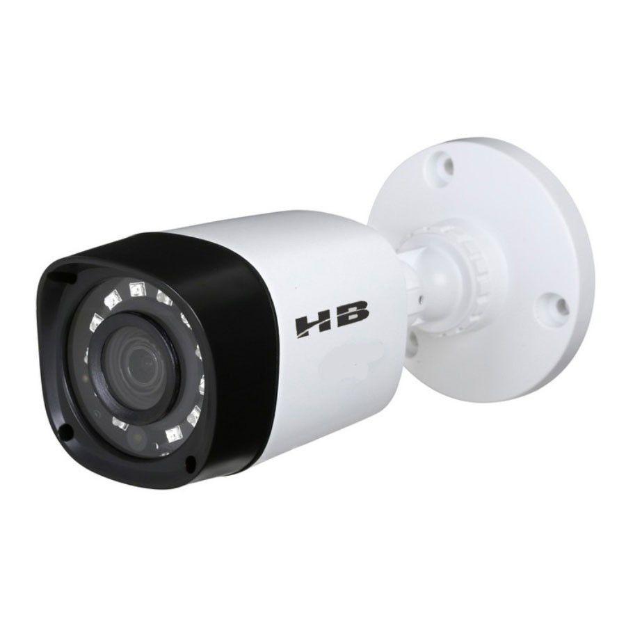 Câmera de Monitoramento Híbrida 1 Megapixel 720p 18 Leds Infravermelho - Alta Definição  - Tudoseg Cftv - Sistemas de Segurança Eletrônica