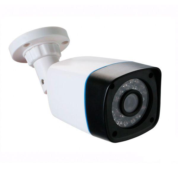 CÂMERA DE SEGURANÇA 720P HD 1.3 MEGAPIXEL 24 LEDS INFRAVERMELHO  - Tudoseg Cftv - Sistemas de Segurança Eletrônica