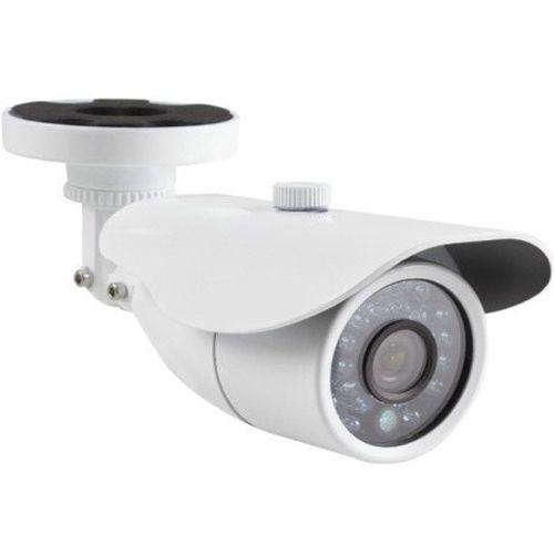 Câmera de Segurança Bullet 1200 Linhas com Infravermelho Ircut 30 Metros - Fonte de Brinde  - Tudoseg Cftv - Sistemas de Segurança Eletrônica