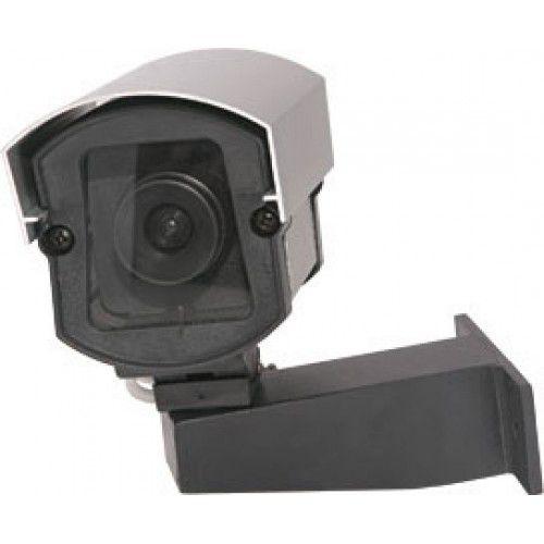 Câmera de Segurança Falsa com led bivolt em alumínio  - Tudoseg Cftv - Sistemas de Segurança Eletrônica