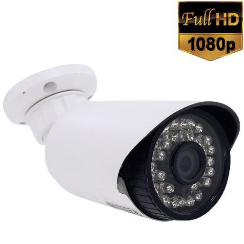Câmera de Segurança Full HD 2.0 Megapixel 1080p Infravermelho 30 metros - Alta Resolução  - Tudoseg Cftv - Sistemas de Segurança Eletrônica