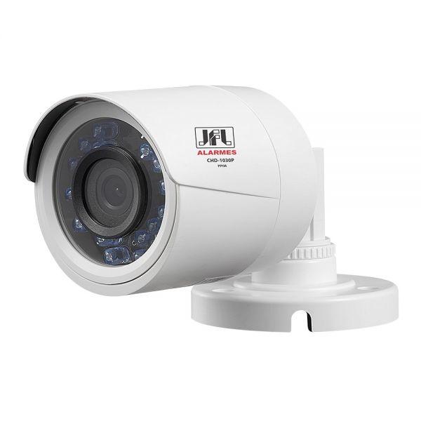 Câmera de Segurança JFL Infravermelho com Resolução AHD 1.0 Megapixel  - Tudoseg Cftv - Sistemas de Segurança Eletrônica
