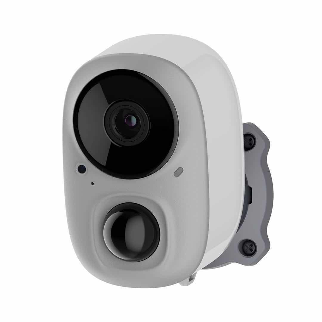 CAMERA IP SMART HBTECH FULL HD 1080P COM BATERIA HB 911  - Tudoseg Cftv - Sistemas de Segurança Eletrônica