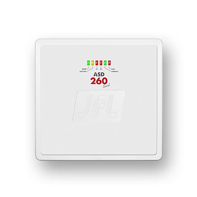 Central De Alarme JFL Asd 260 2 Setores Com Discadora Telefônica  - Tudoseg Cftv - Sistemas de Segurança Eletrônica