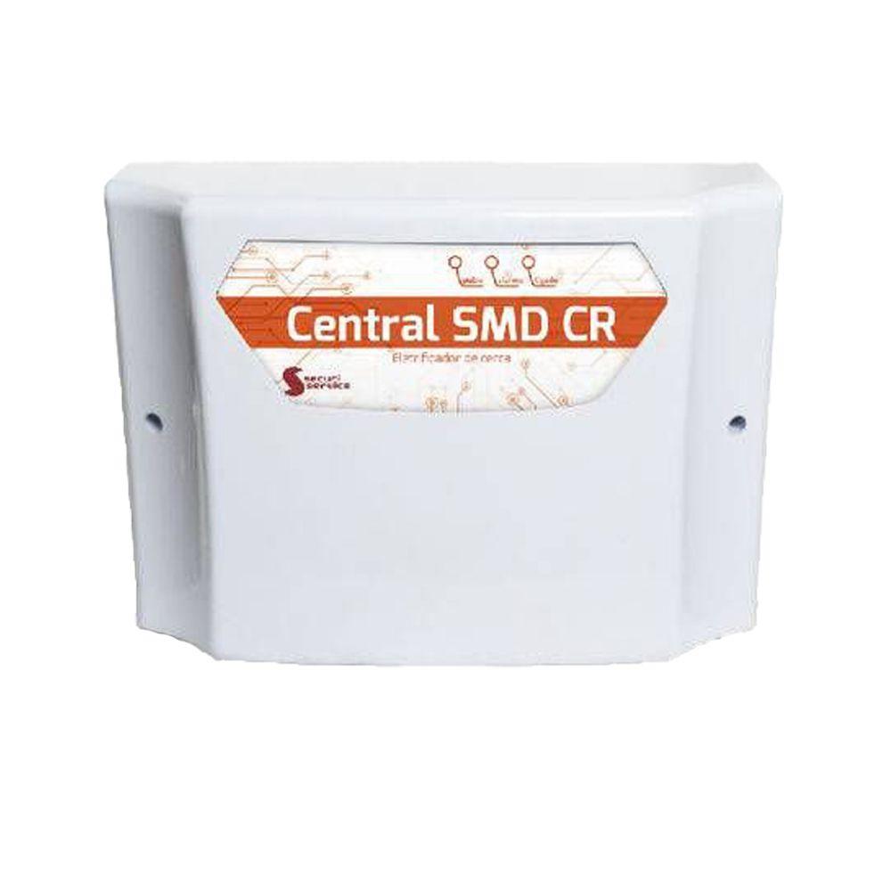 Central GCM SMD 10.000v CR para Cerca Elétrica e alarme + Controle Remoto  - Tudoseg Cftv - Sistemas de Segurança Eletrônica