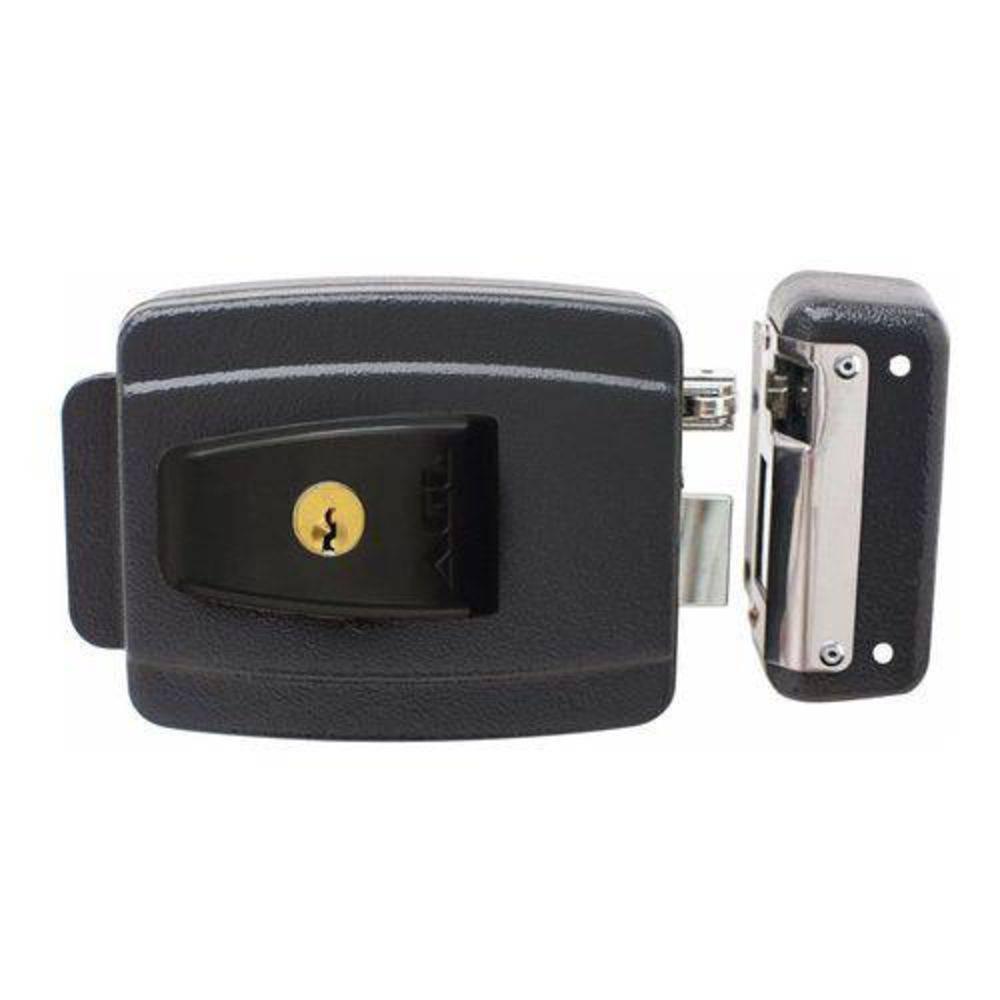 Fechadura Elétrica AGL-inha 12v ou 110v - Para interfone/ Vídeos Porteiros/ Botoeiras  - Tudoseg Cftv - Sistemas de Segurança Eletrônica