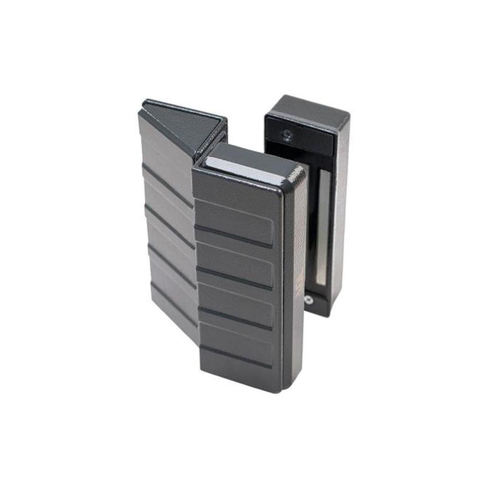 Fechadura Eletroímã AL150 AGL - Proteção Contral Sol e Chuva  - Tudoseg Cftv - Sistemas de Segurança Eletrônica