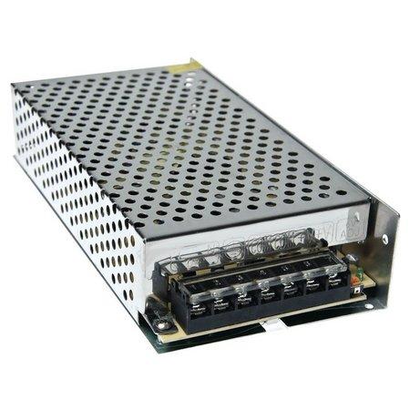Fonte de Alimentação Bivolt 12V 20 Amperes Estabilizada com Cooler  - Tudoseg Cftv - Sistemas de Segurança Eletrônica