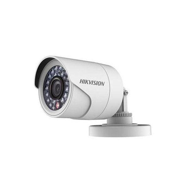 Sistema De Monitoramento 2 Câmeras Hikvision HD + DVR Stand Alone Hikvision 4 Canais  - Tudoseg Cftv - Sistemas de Segurança Eletrônica