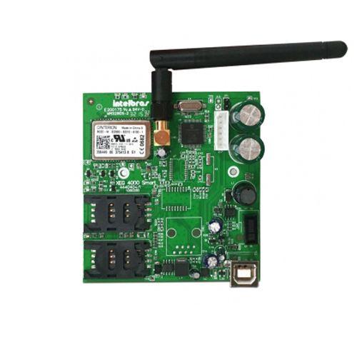 Módulo GPRS Intelbras XG 4000 Smart Para Centrais de Alarme AMT 4010 Smart e AMT 4010 Smart Net  - Tudoseg Cftv - Sistemas de Segurança Eletrônica
