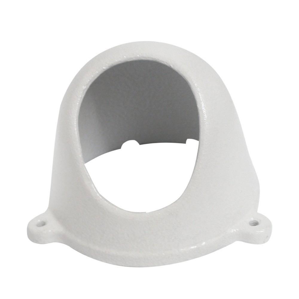 Protetor de Ferro Fundido Para Câmeras Dome Anti-Furto e Vandalismo  - Tudoseg Cftv - Sistemas de Segurança Eletrônica