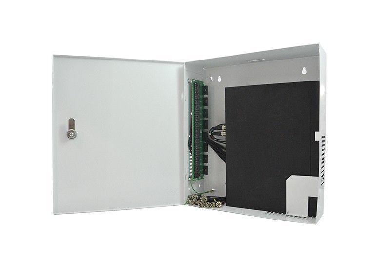 Rack Organizador Mini Fini Vertical 8 canais Híbridos - Max Eletron  - Tudoseg Cftv - Sistemas de Segurança Eletrônica