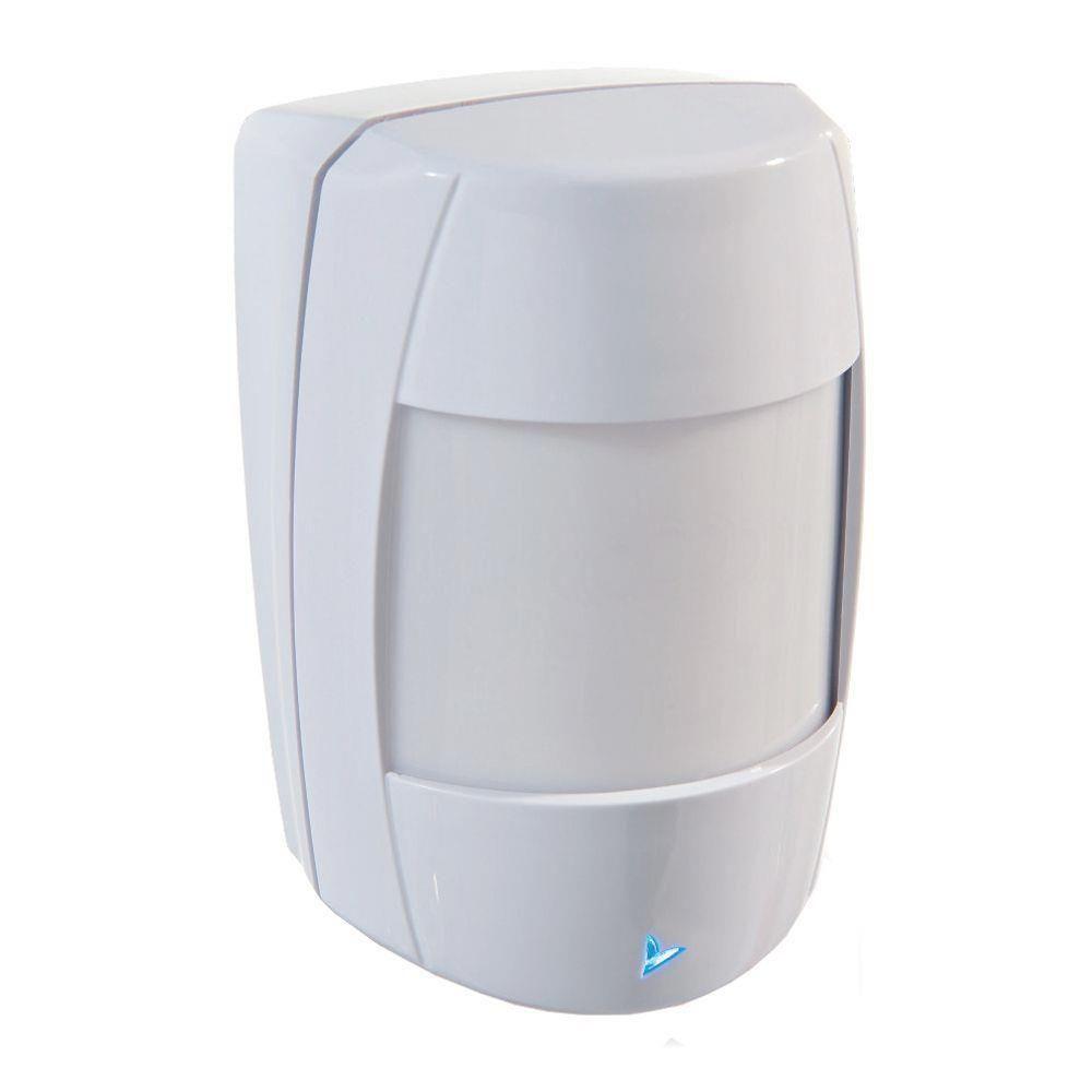 Sensor Infravermelho de Presença Genno Pet 20 Kg IB 550 Ligação por fio  - Tudoseg Cftv - Sistemas de Segurança Eletrônica