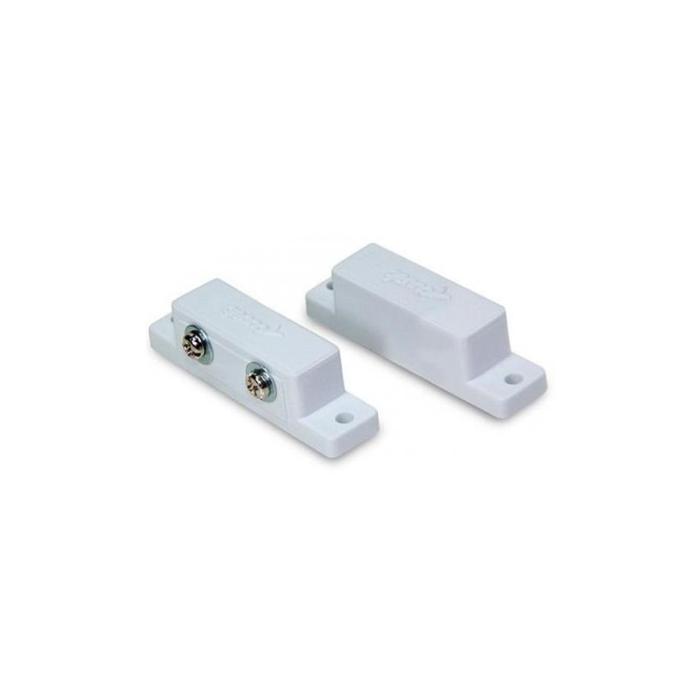 Sensor Magnético Genno Para Abertura de Portas e Janelas - Ligação com fio  - Tudoseg Cftv - Sistemas de Segurança Eletrônica
