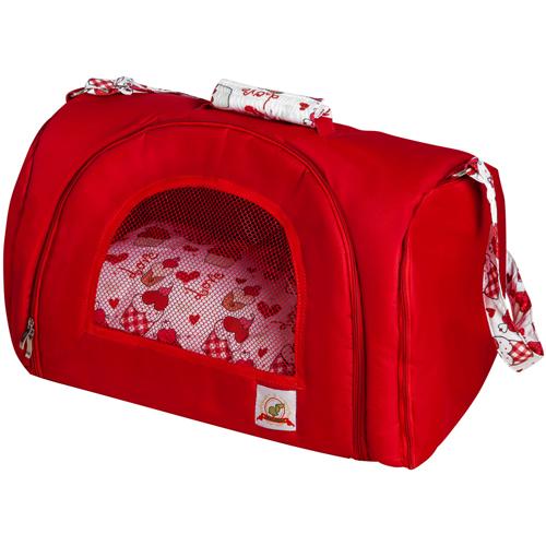 Bolsa de Transporte para Cabine do Avião BagDog - Vermelha