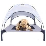 Tenda Pet Para Cães e Gatos Praia Camping - Eleva Mundi