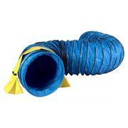 Túnel Profissional Agility Dog Fly Modelo Fun 5 Metros