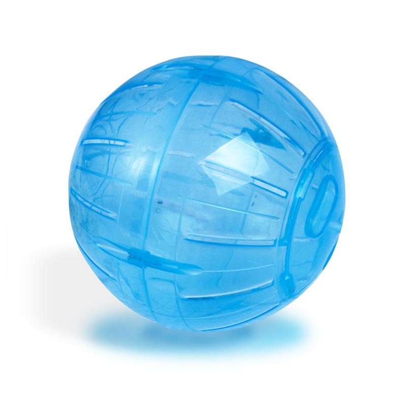 Globo Hamster Ball 12cm Eleva Mundi - Azul