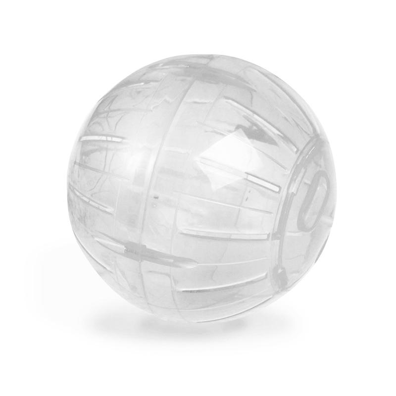 Globo Hamster Ball 12cm Eleva Mundi - Transparente