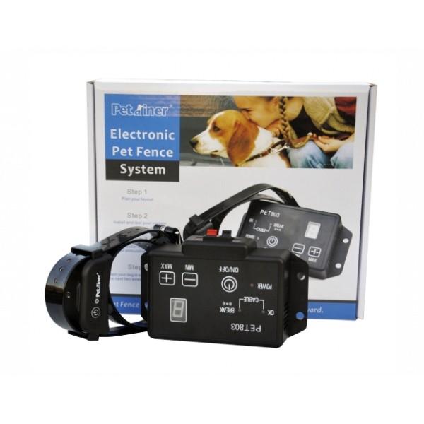 Cerca Eletrônica Limitadora de área para 1 Cão Eleva Mundi