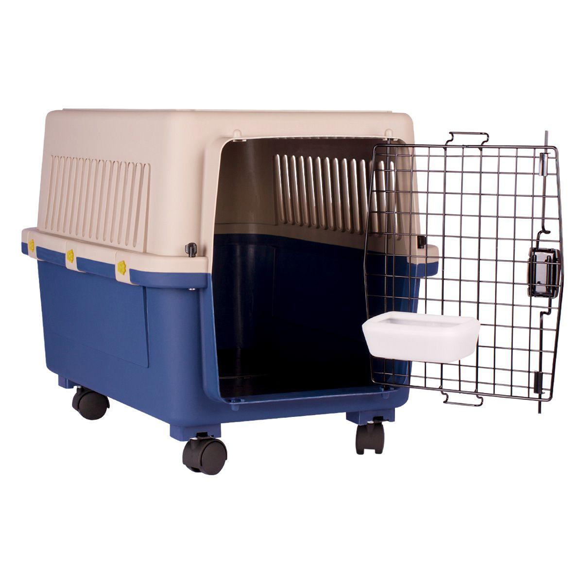 Caixa de Transporte Dog Fly modelo IATA Tamanho 4 N4