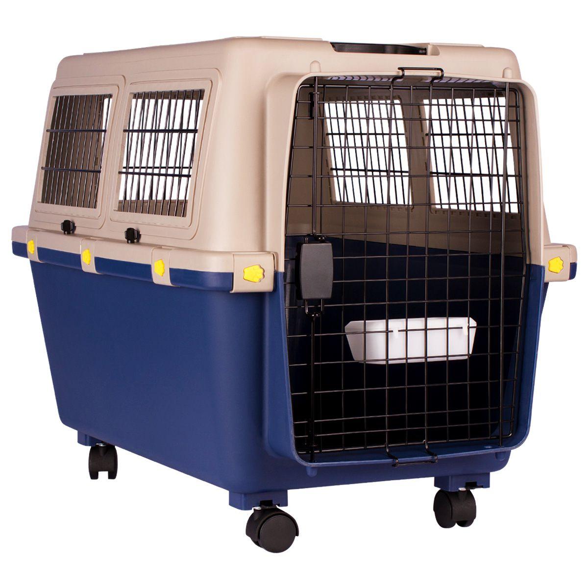 Caixa de Transporte Dog Fly IATA Tamanho 5 N5