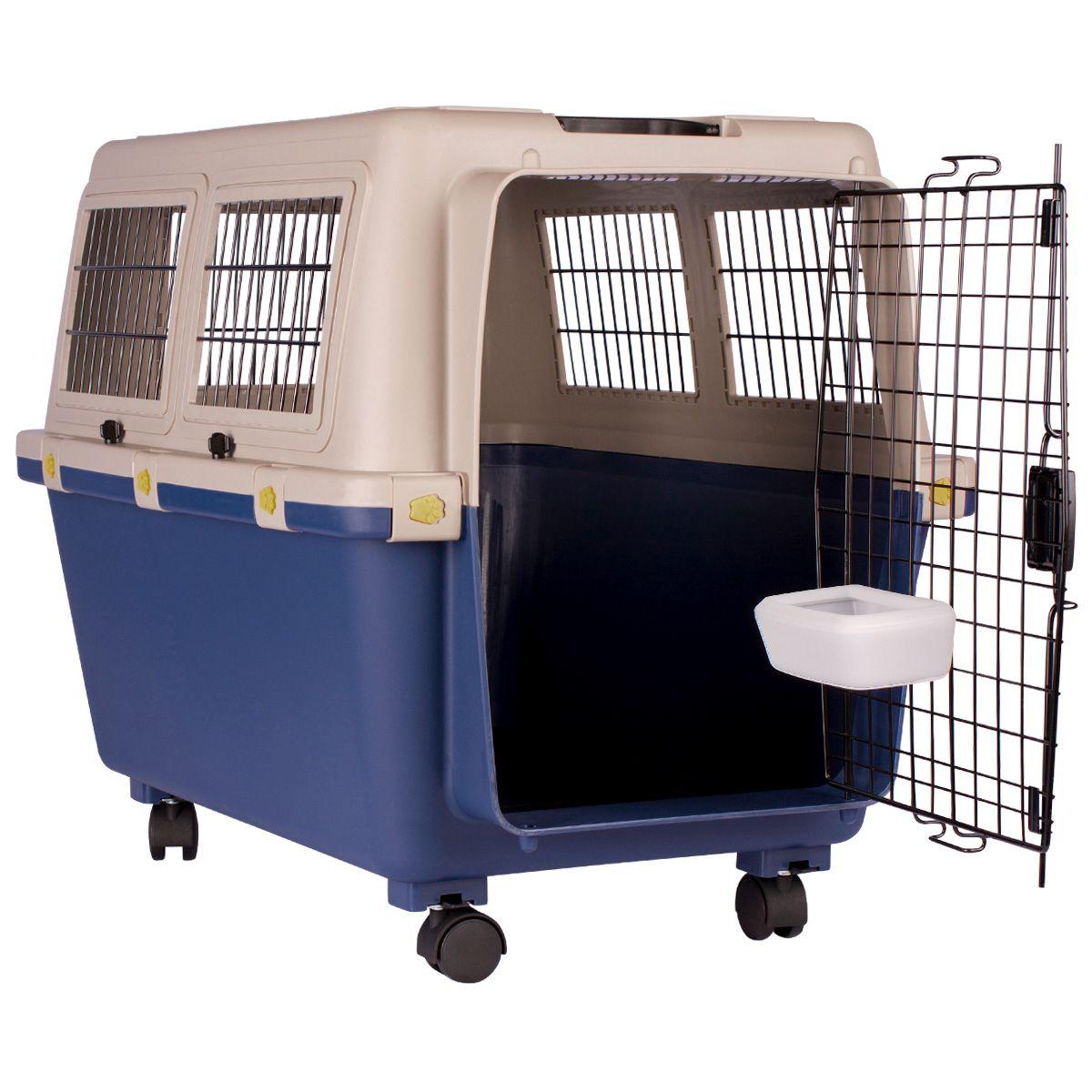 Caixa de Transporte Dog Fly modelo IATA Tamanho 5 N5
