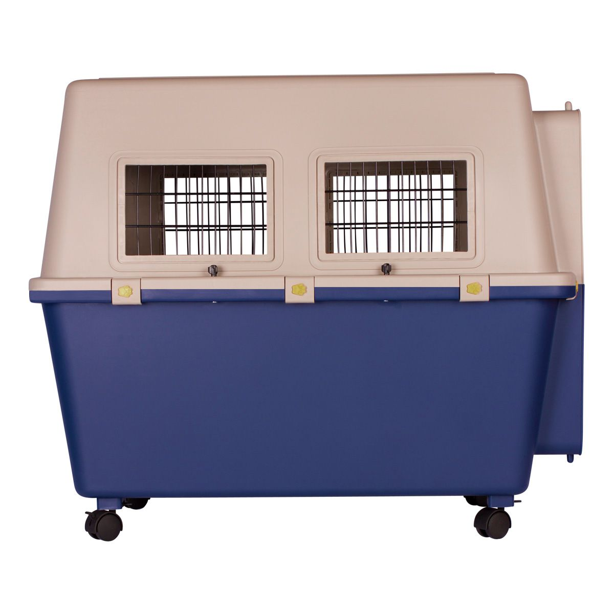 Caixa de Transporte Dog Fly modelo IATA Tamanho 7 N7 + Bebedouro