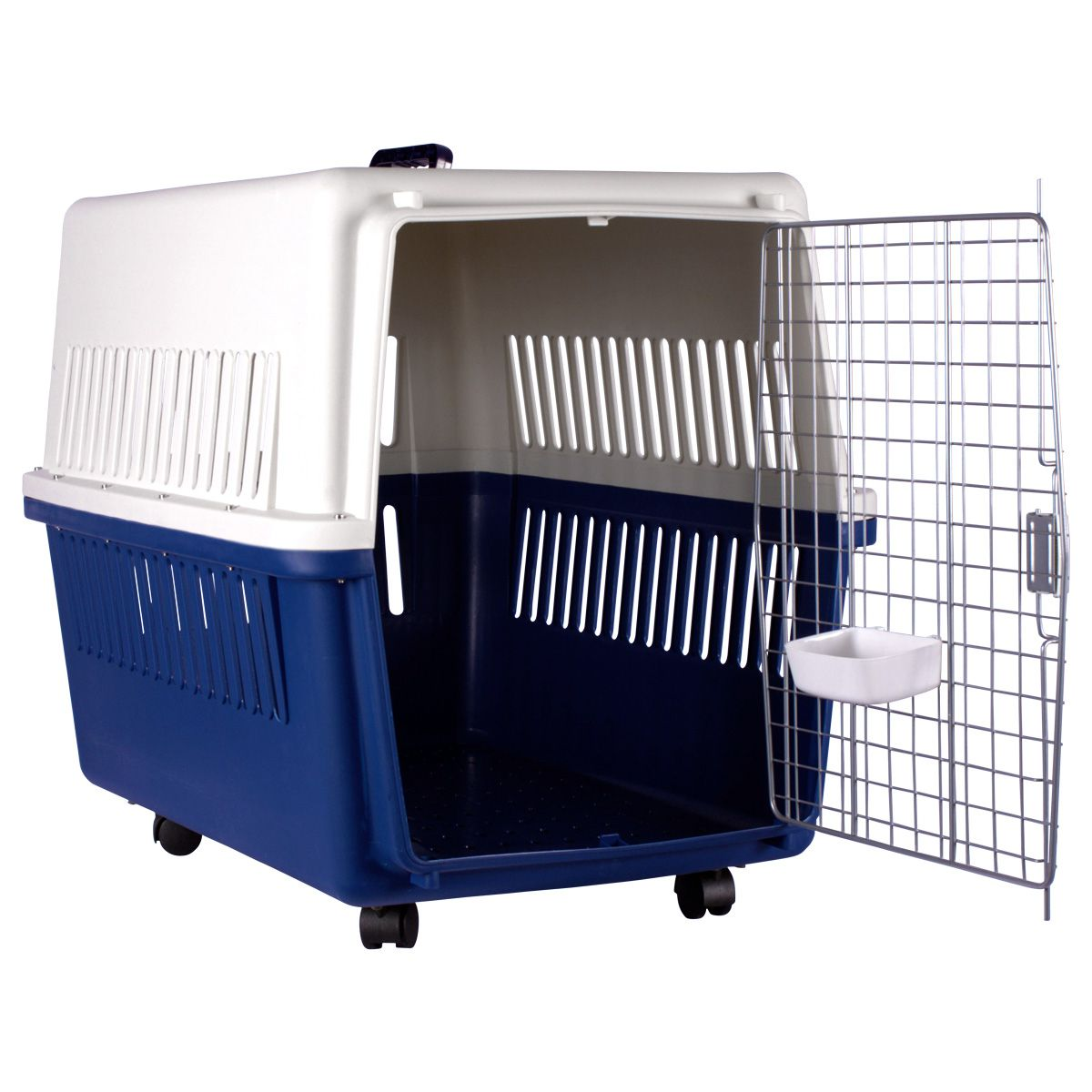 Caixa de Transporte Dog Fly modelo IATA Tamanho 6 N6