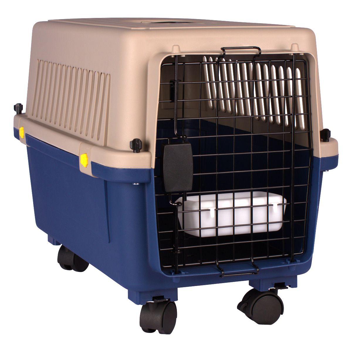 Caixa de Transporte Dog Fly IATA Tamanho 3 N3