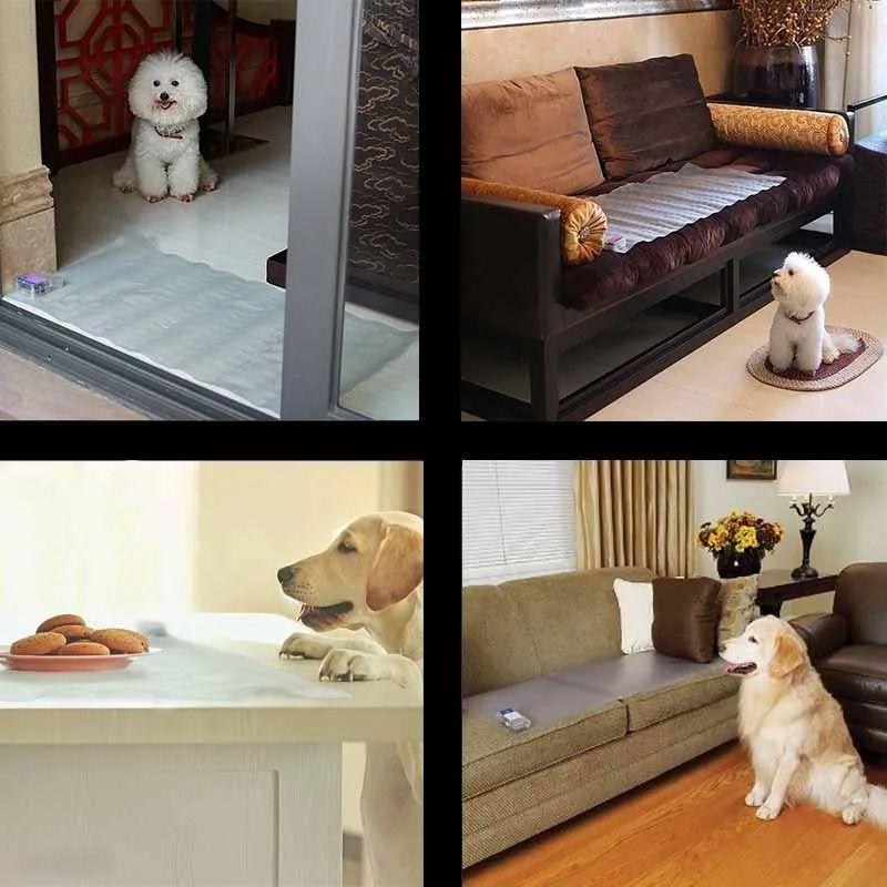Tapete Eletrônico Limitador de área para Pet Eleva Mundi - Tamanho G