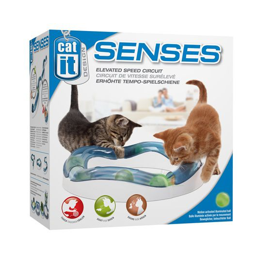 Pista para Gatos Cat It Senses Grande - American Pets