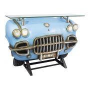 Aparador Frente Carro Corvette Tif Blue Oldway