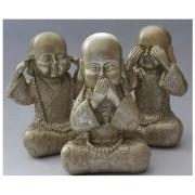3 Monges Sentados