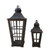 Lanternas De Jardim