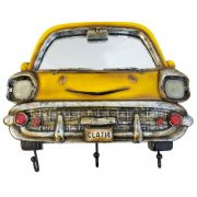 Espelho Frente De Carro Com Ganchos Oldway