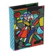 Álbum Casal Abraçado 192 Fotos De 10x15cm Romero Britto