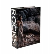 Book Box Rocks 26x20x7cm