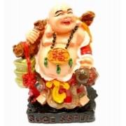Estatua Imagem de Buda M Mod B Importado